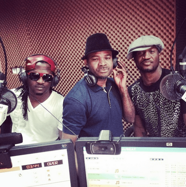 DJ Stramborella named as Psquare's official DJ