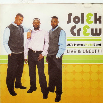 Donjazzy shares throwback photo of solek crew