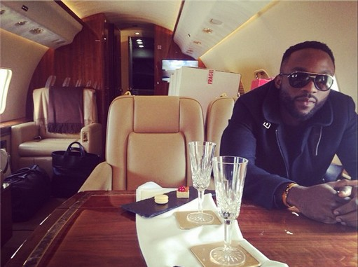 Iyanya acquires his own private jet