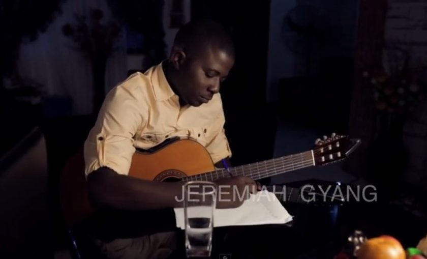 Jeremiah Gyang - A Place in the Stars [ViDeo]