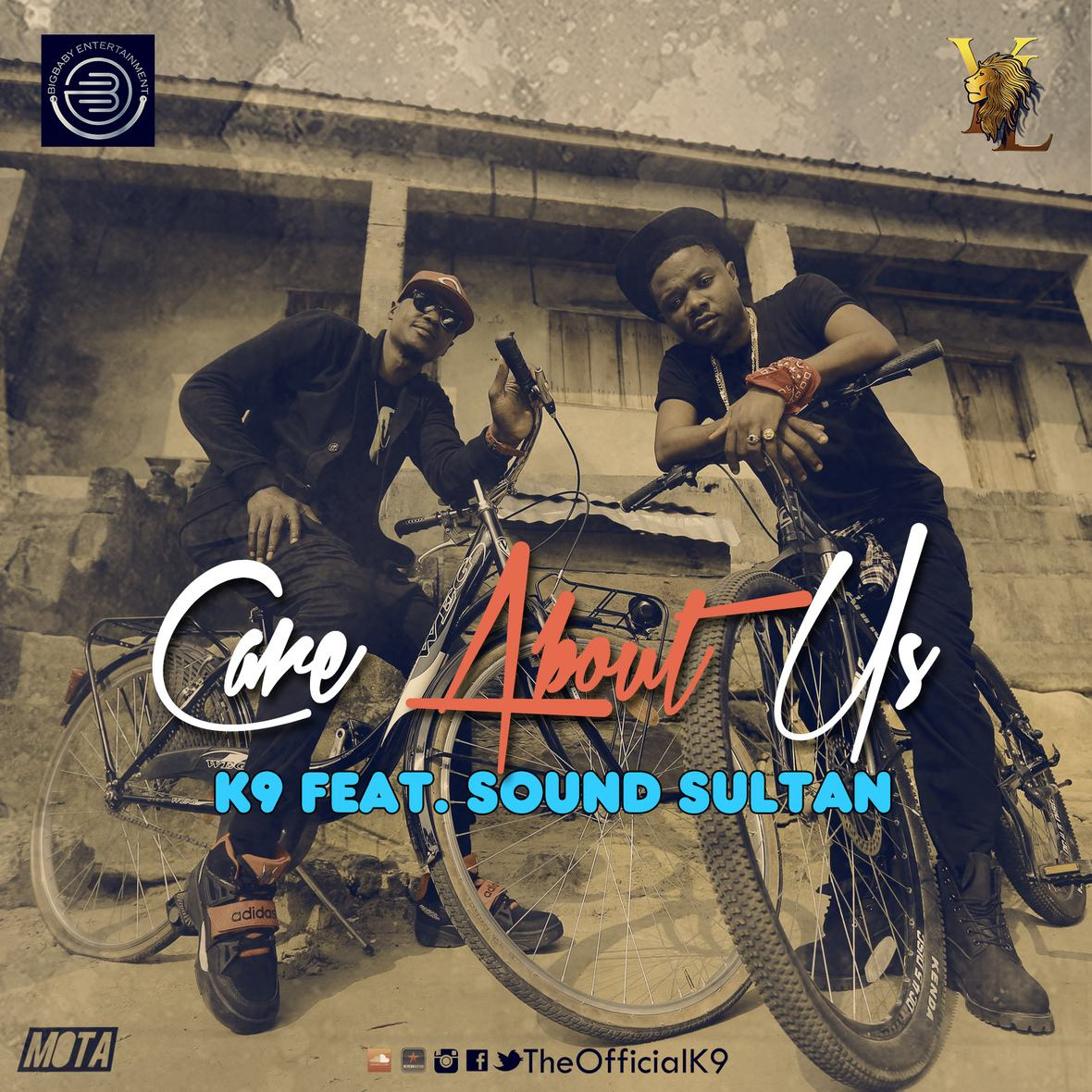 K9 - Care About Us ft Sound Sultan [AuDio]