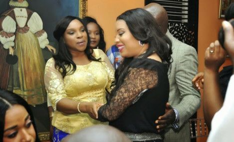 Liz Benson - Monalisa Chinda's 40th birthday party