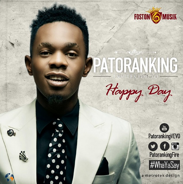 Patoranking - Happy Day