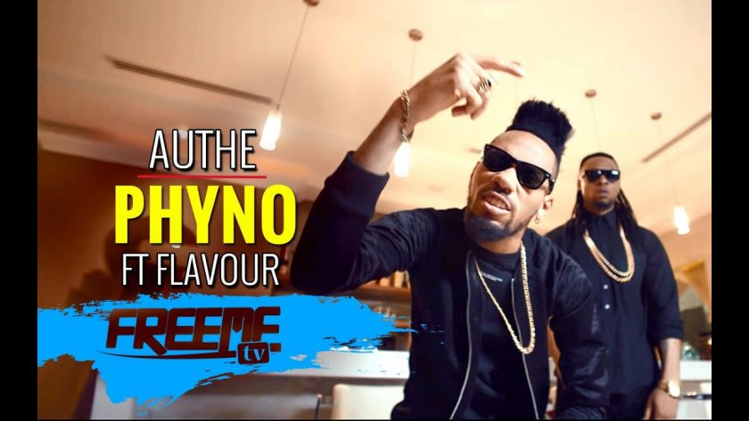 Phyno - Authe ft Flavour [Video]