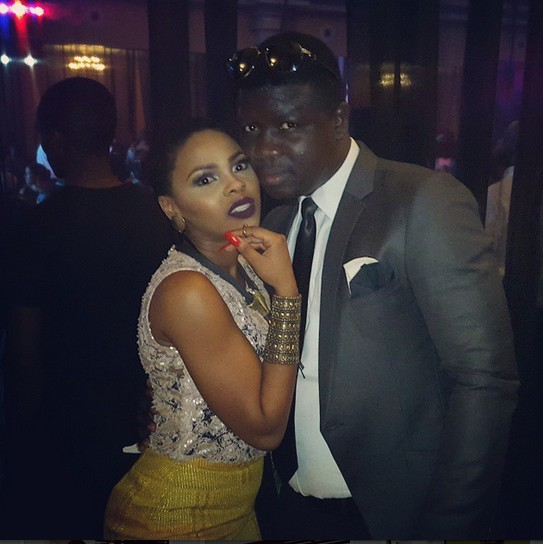 Seyi Law and Chidinma