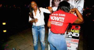 Tiwa Savage dance 'Shoki' in U.K