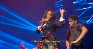 Tiwa Savage rock the African Unplugged show