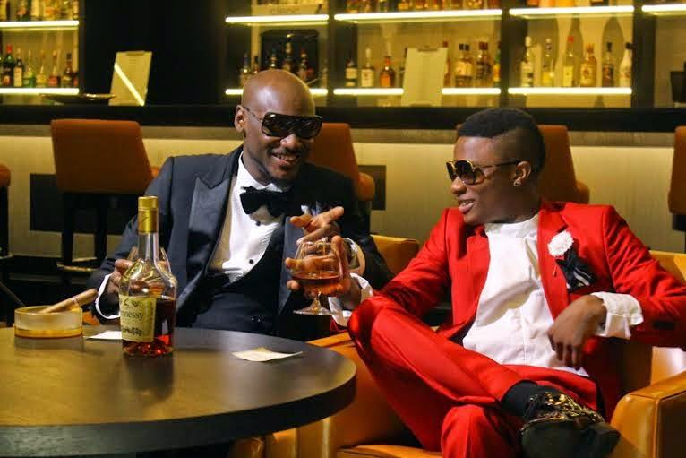 Tuface and Wizkid 2