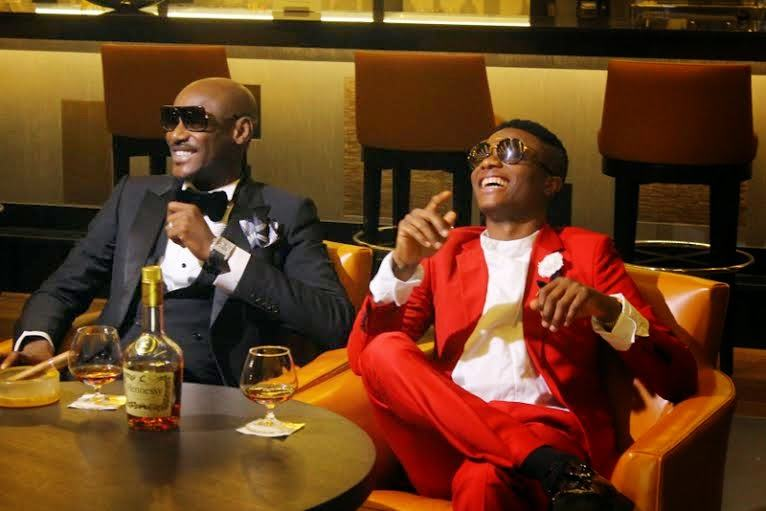 Tuface and Wizkid 3