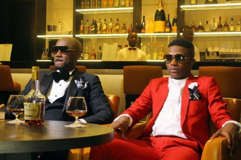 Tuface and Wizkid 6