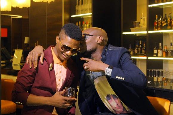 Tuface and Wizkid 9