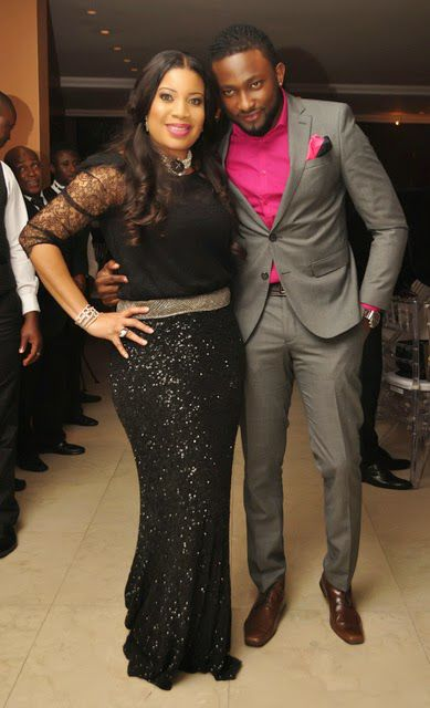 Uti Nwachukwu - Monalisa Chinda's 40th birthday party
