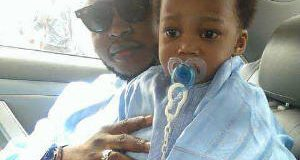 Yemi Sax and son