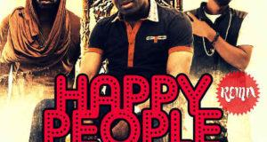 Adewale Ayuba - Happy People ft Vector & Tm9ja [ViDeo]