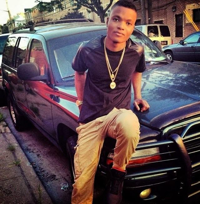 Could this be Wizkid's brother