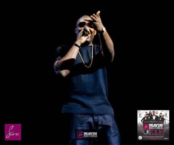 Don Jazzy - Mavin electrifying Concert in London