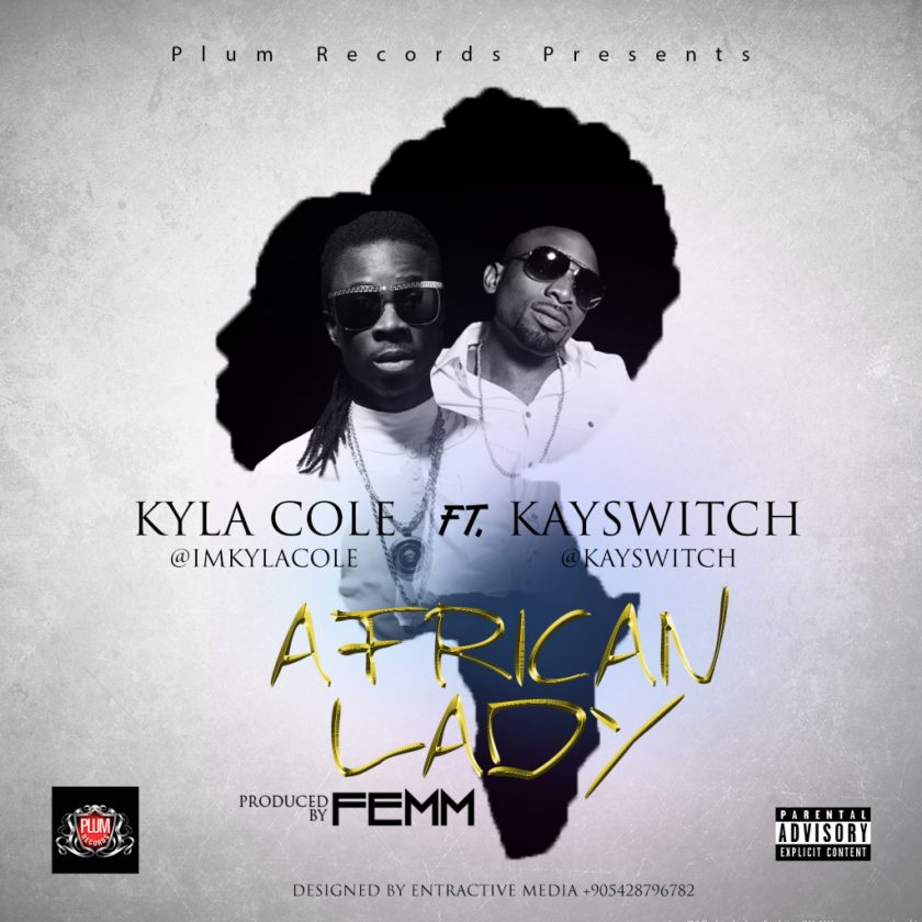 Kyla Cole - African Lady ft Kay Switch
