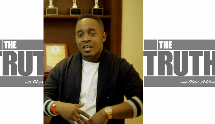 "M.I Abaga on ""The Truth"" with Olisa Adibua [Video]"