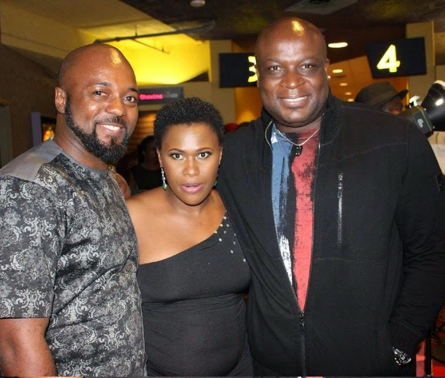 More lovely photos of pregnant Uche Jumbo