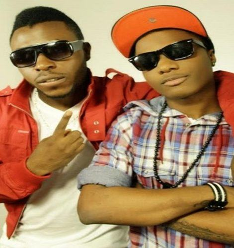 Samklef and Wizkid
