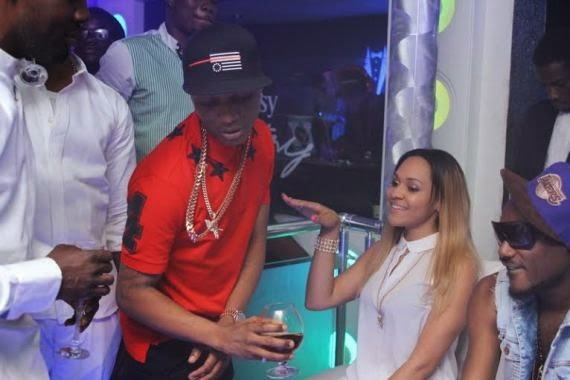 Wizkid, Tania and 2baba