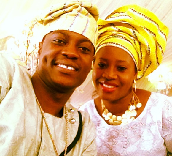 Sound Sultan and pretty wife celebrate 5th wedding anniversary