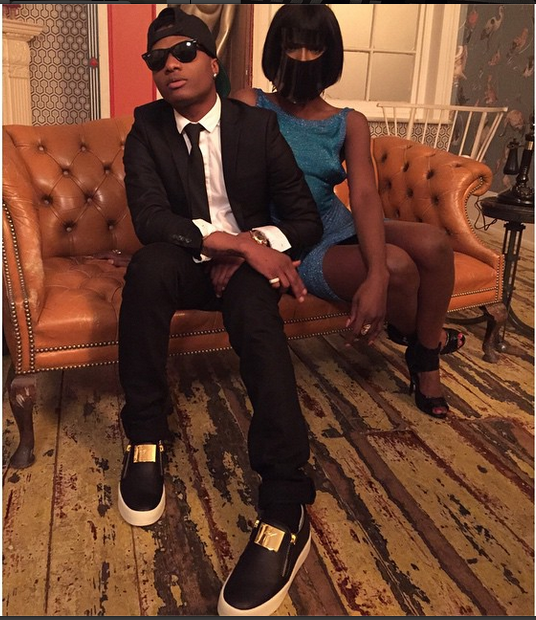wizkid and seyi shay