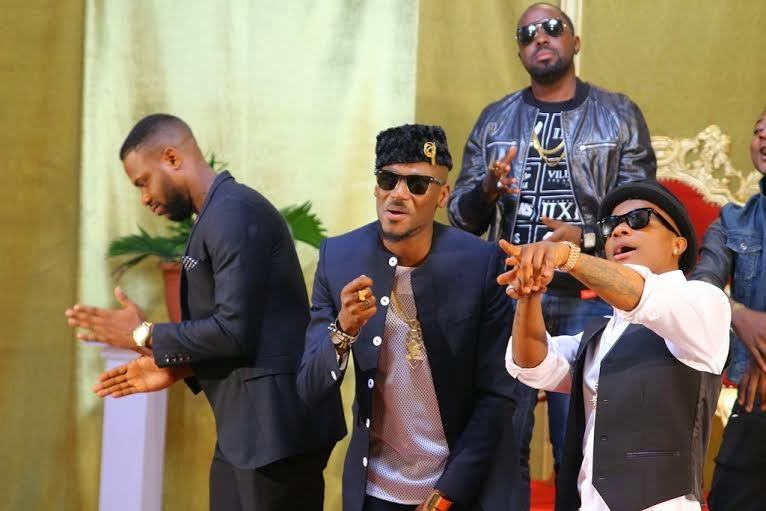 2face and Wizkid's 'Dance Go' video