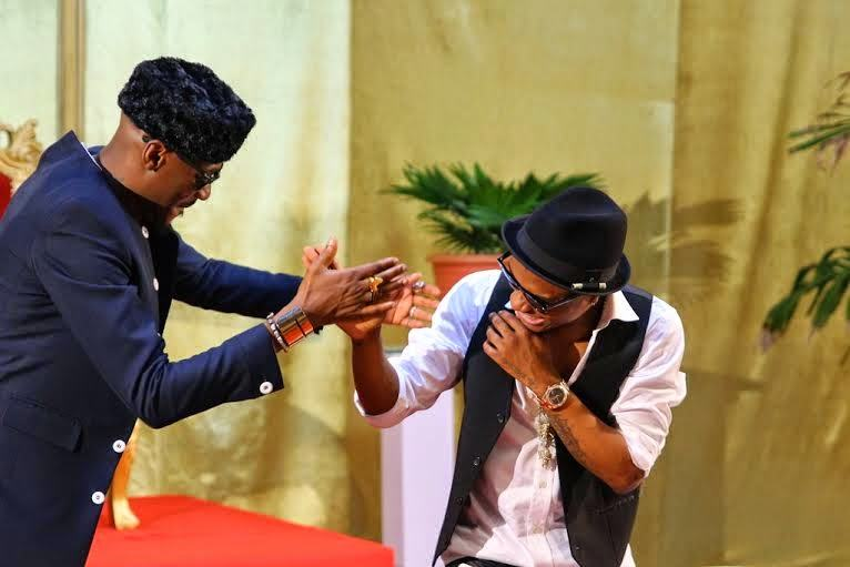 2face and Wizkid's 'Dance Go'