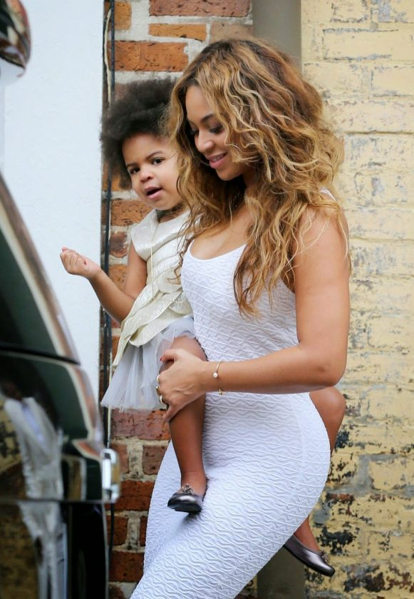 Blue Ivy and Beyonce - Solange marries Alan Ferguson