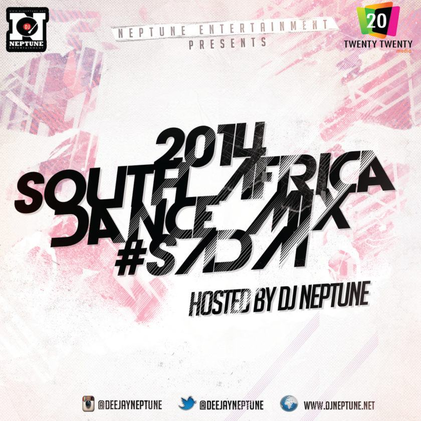 Dj Neptune - 2014 South Africa Dance MixTape
