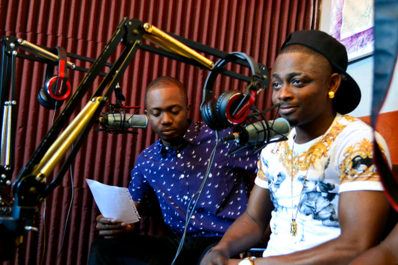 D'tunes and Sean Tizzle