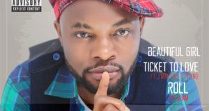 George Nathaniel - Ticket to Love ft J Martins & Phyno + Beautiful Girl [AuDio]