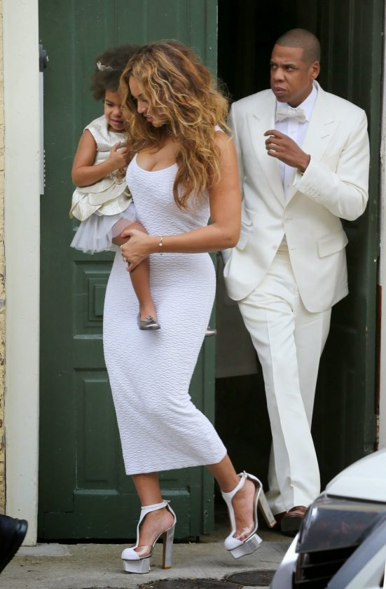 Jay Z, Beyonce and Blue Ivy - Solange marries Alan Ferguson