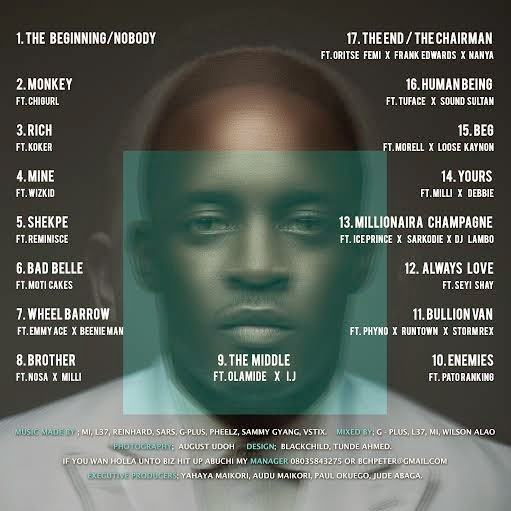 M.I Abaga - The Chairman
