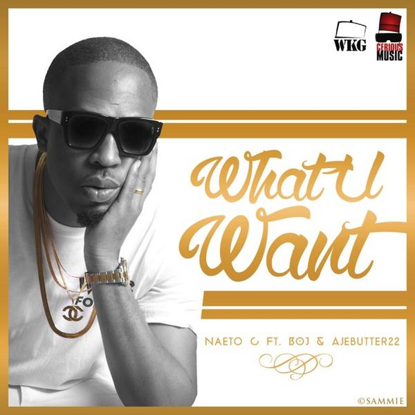 Naeto C - What You Want ft BOJ & Ajebutter22 [AuDio]