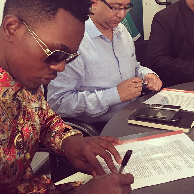 Patoranking Lands First Major Endorsement Deal