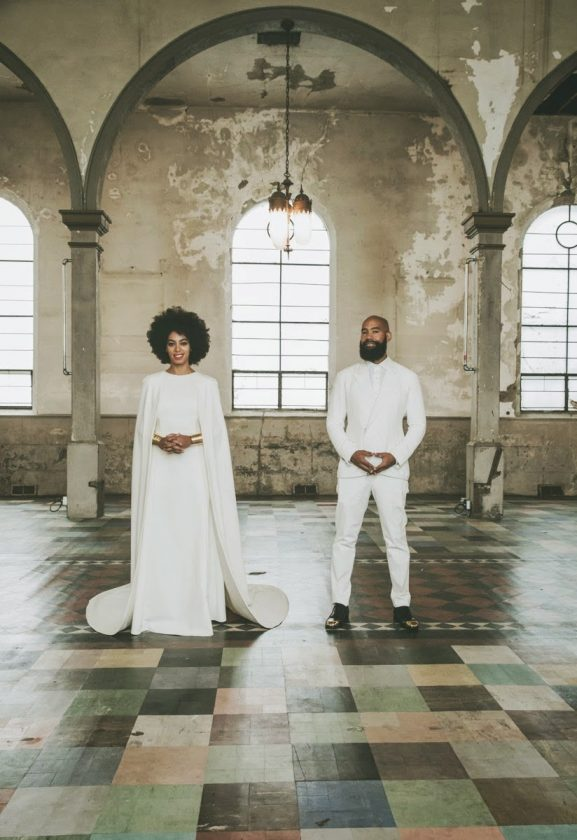 Solange Knowles marries Alan Ferguson