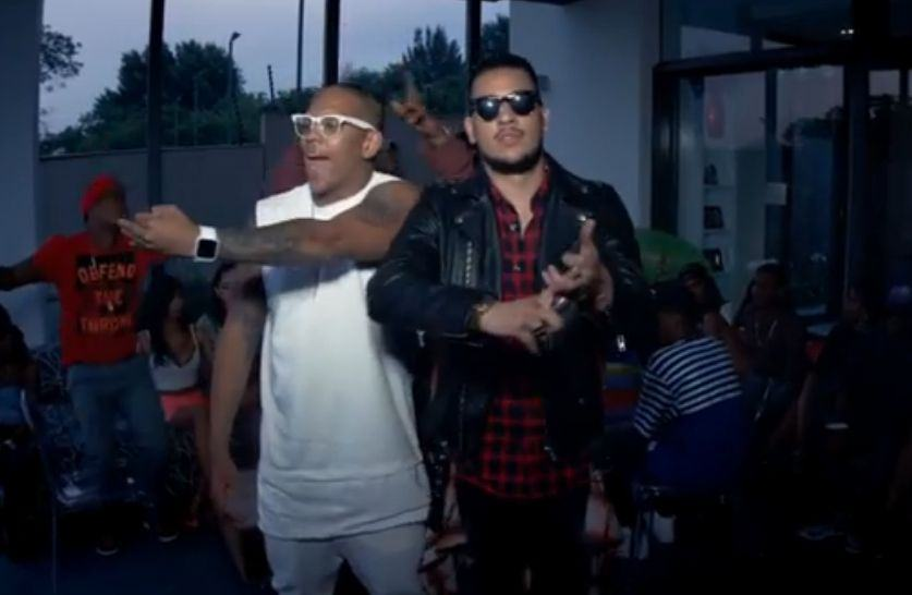 AKA - All Eyes On Me ft Burna Boy, JR & Da L.E.S [ViDeo]