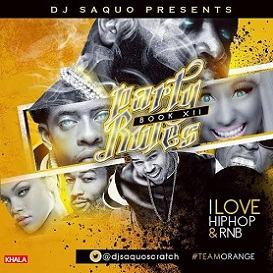 Deejay Saquo - I Love Hip Hop & RnB [MixTape]