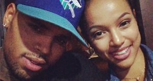 Karrueche Tran & Chris Brown NaijaVibe