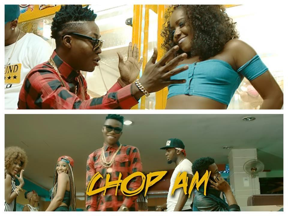 Reekado Banks – Chop Am [ViDeo]