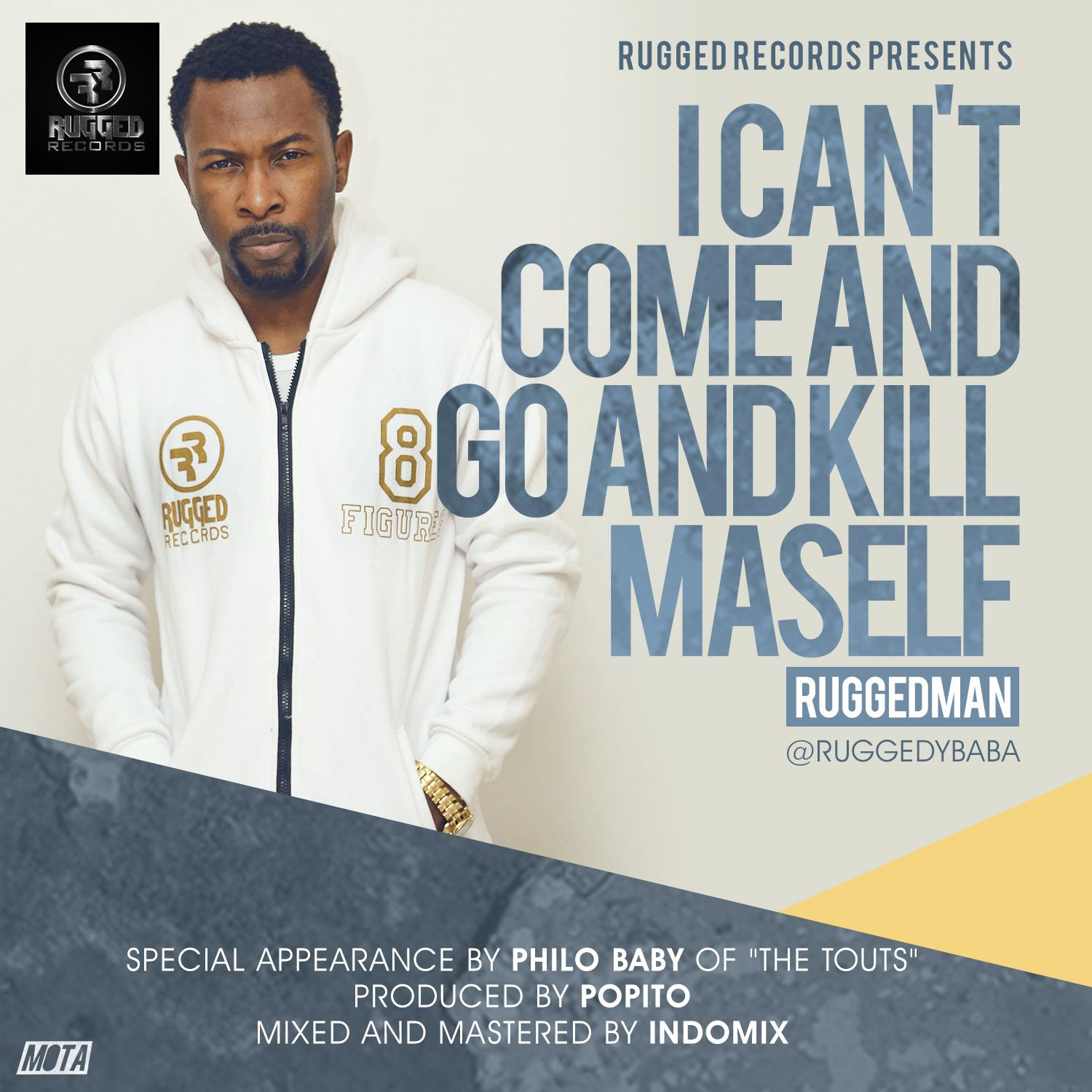 Ruggedman – I Cant Come And Go And Kill Maself [AuDio]