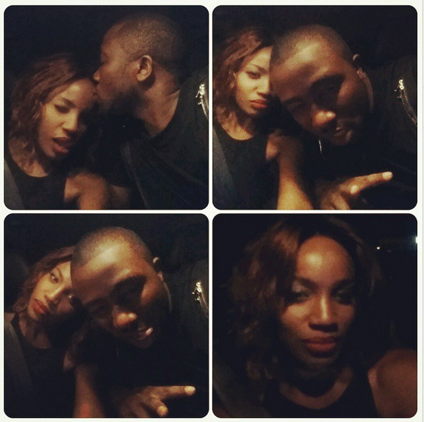 Seyi Shay and Ice Prince dating