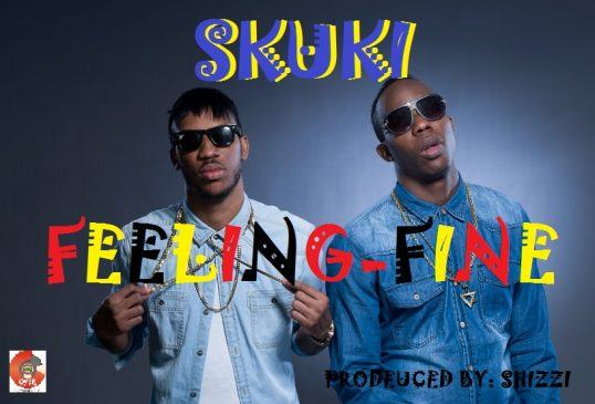 Skuki - Feeling Fine [AuDio]