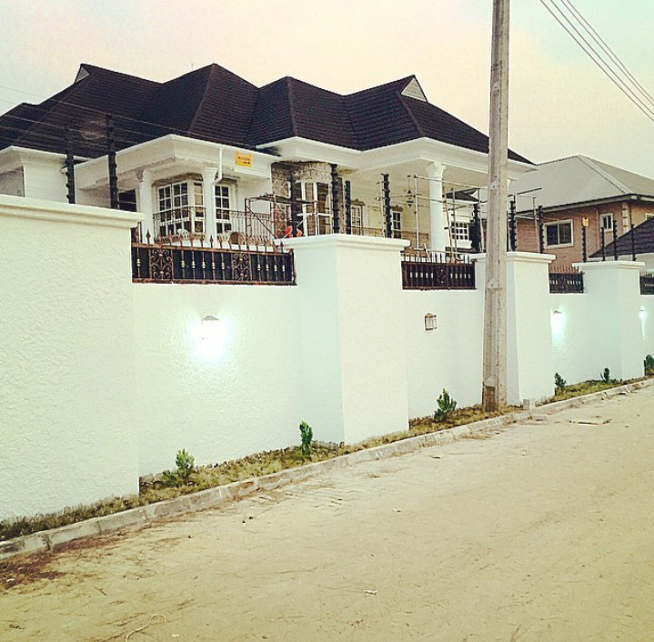 Timaya Shows Off His New Home