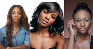 Tiwa Savage, Seyi Shay, Osas Ighodaro, others make sexiest females list