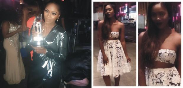 Tiwa Savage crowned 'sexiest female musician' of 2014