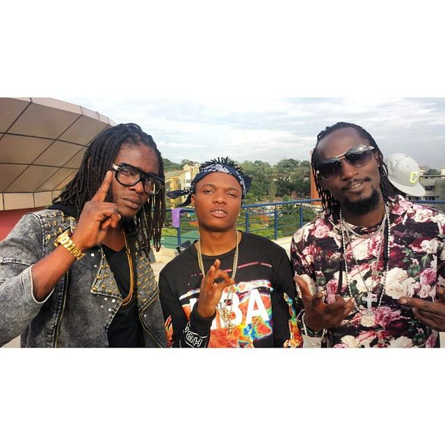 Wizkid + Radio & Weasel – Don't Cry [AuDio + ViDeo]