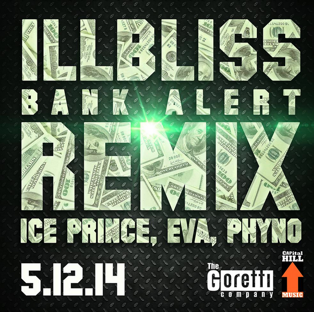 illBliss - Bank Alerts Remix ft Ice-Prince, Eva, Phyno